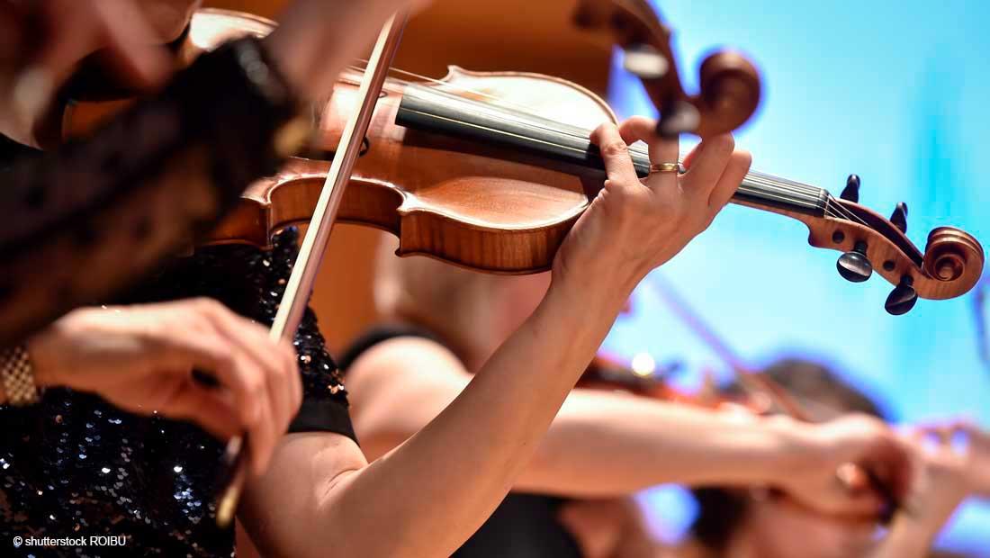 Philharmonie-Konzert in der Waldbühne